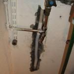 Reparation av telerör
